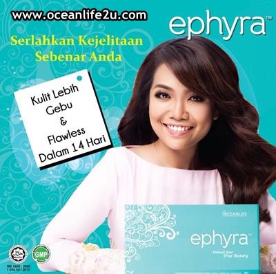 Ephyra Idaman Saya