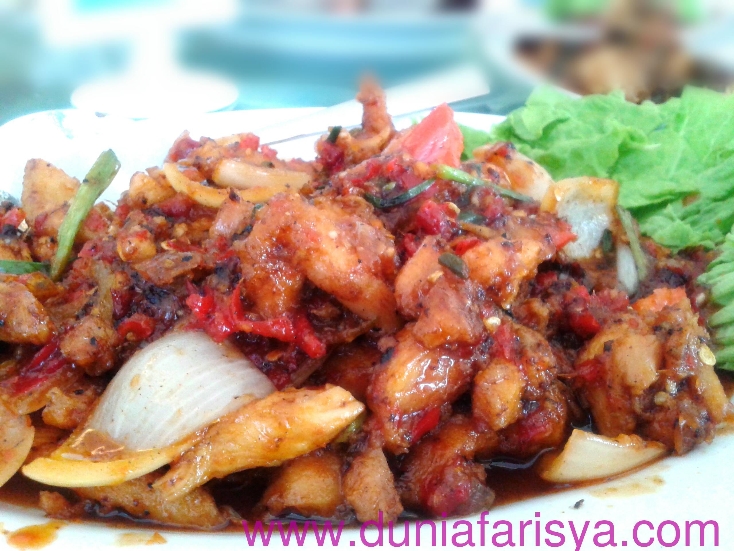 Makanan Tengahari Sedap Di Kuala Terengganu