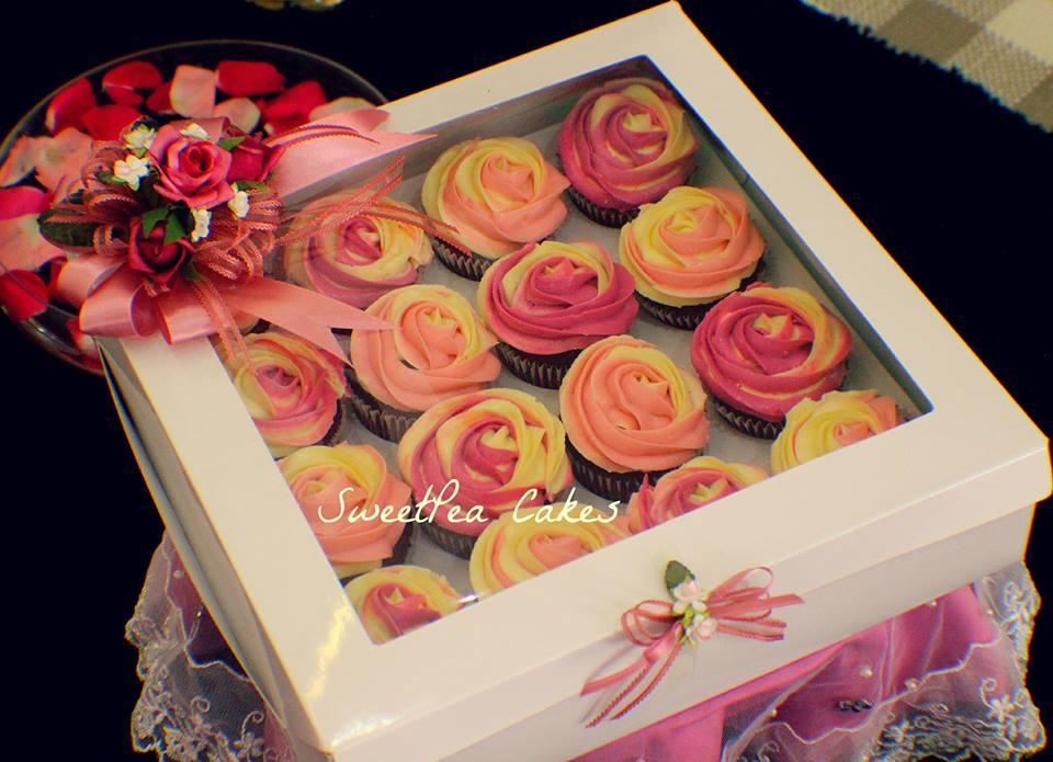 Kek Yang Sedap di Kuala Terengganu