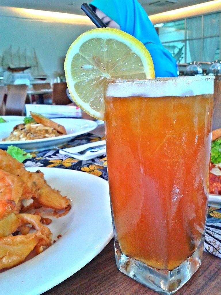 Iced Lemon Tea Sedap